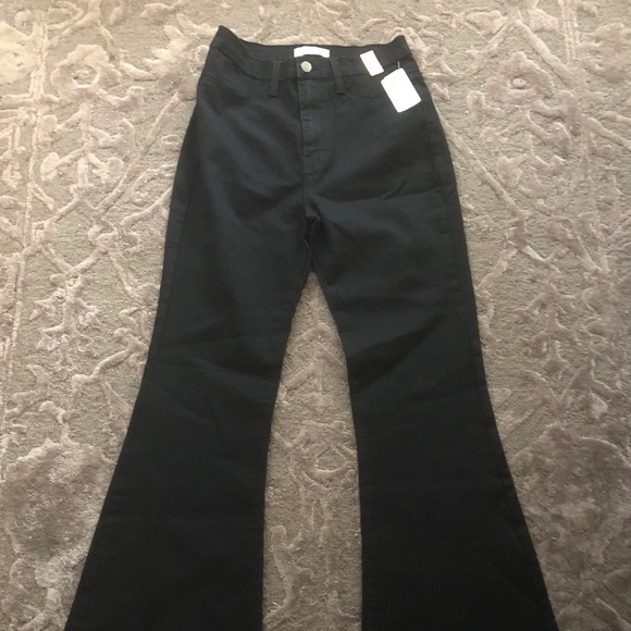 Windsor Denim - High waisted flare jeans